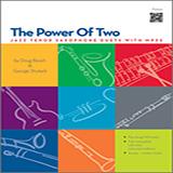 Doug Beach The Power Of Two - Tenor Saxophone cover art