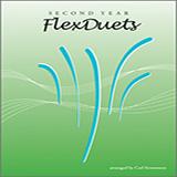 Carl Strommen Second Year FlexDuets - Bb Instruments cover art