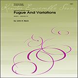 John H. Beck Fugue And Variations cover art