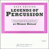 Legends Of Percussion, Duet Edition Partituras