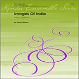 Mixon Images Of India - Percussion 3 l'art de couverture