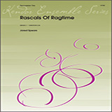 Rascals Of Ragtime - Percussion Ensemble Partituras
