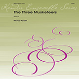 Murray Houllif The Three Musketeers cover art