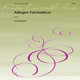 Allegro Fantastica - Percussion Ensemble Bladmuziek