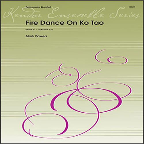 Fire Dance On Ko Tao - Full Score