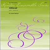 Spears Africa! - Full Score arte de la cubierta