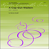 Houllif Cap Gun Western, A - Percussion 5 cover art