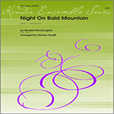 Houllif Night On Bald Mountain - Percussion 3 cover kunst