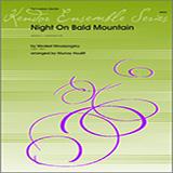 Houllif Night On Bald Mountain - Percussion 3 arte de la cubierta