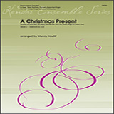 A Christmas Present - Percussion Ensemble Bladmuziek