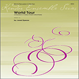 Spears World Tour - Percussion 5 cover kunst