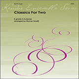 Murray Houllif Classics For Two cover kunst