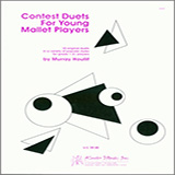 Houllif Contest Duets For The Young Mallet Players cover art