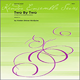 Shiner-McGuire Two By Two (9 Duets For Two-Mallet Percussion) cover kunst