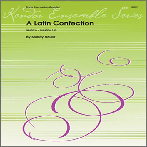 A Latin Confection - Percussion 1