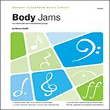 Murray Houllif Body Jams cover art