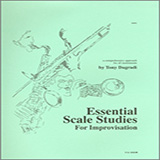 Dagradi Essential Scale Studies For Improvisation arte de la cubierta