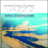Effective Etudes For Jazz, Volume 2 - Bb Trumpet Noten