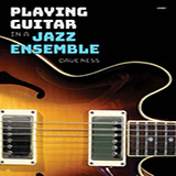 Dave Ness Playing Guitar In A Jazz Ensemble cover art