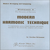 Modern Harmonic Technique, Vol. 1 Sheet Music