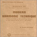 Modern Harmonic Technique, Volume 2 Sheet Music
