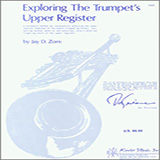 Zorn Exploring The Trumpet's Upper Register cover kunst