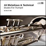 Gary Ziek 44 Melodious & Technical Etudes For Trumpet cover art