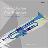 Darren Fellows New Studies For Trumpet, 28 Contemporary Etudes arte de la cubierta