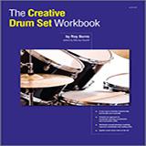Murray Houllif The Creative Drum Set Workbook cover art