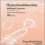 Doug Beach & George Shutack Midnight Express cover art