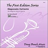 Doug Beach Empanada Caliente - Solo Sheet - Trombone cover art