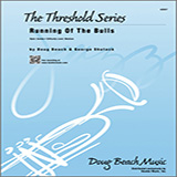 Beach, Shutack Running Of The Bulls - Trumpet 4 cover kunst