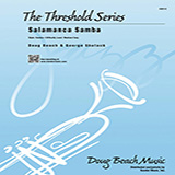 Beach, Shutack Salamanca Samba - Full Score cover art