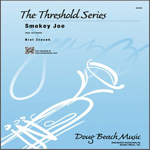 smokey joe - 4th trombone sheet music | bret zvacek | jazz ensemble  sheet music direct