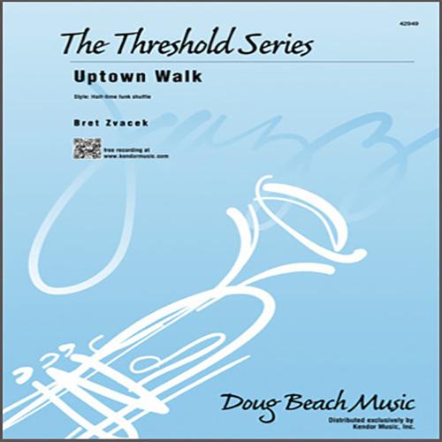 Uptown Walk - Bass