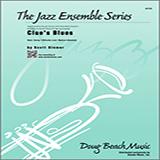 Partition autre Clue's Blues - 2nd Bb Tenor Saxophone de Scott Ninmer - Ensemble Jazz