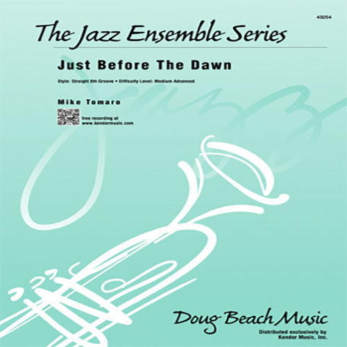 Just Before The Dawn - 2nd Eb Alto Saxophone