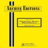 Nightowl Suite, Mvt. 1 - Jazz Ensemble Noder