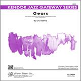 Partition autre Gears - 1st Eb Alto Saxophone de Les Sabina - Ensemble Jazz