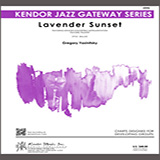 Lavender Sunset - Jazz Ensemble Bladmuziek