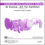 O Come, All Ye Faithful - Jazz Ensemble Bladmuziek