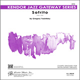 Gregory Yasinitsky Sofrito - 2nd Eb Alto Saxophone cover art