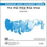 Partition autre The Hip-Hop Bop Stop - Eb Baritone Saxophone de Ellen Rowe - Ensemble Jazz