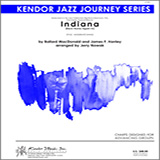 Indiana (Back Home Again In) - Jazz Ensemble