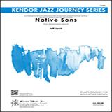 Native Sons - Jazz Ensemble Sheet Music