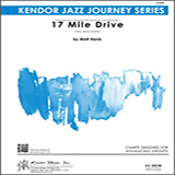 17 Mile Drive - Jazz Ensemble Partiture