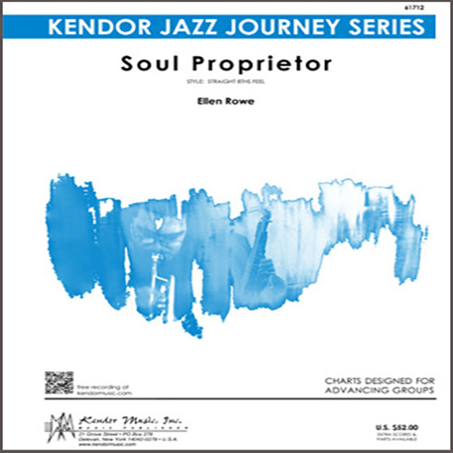 Soul Proprietor - Solo Sheet - Tenor Sax