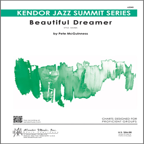 Beautiful Dreamer - 2nd Bb Tenor Saxophone