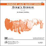 Gregory Yasinitsky Greg's Groove - Horn in F cover art