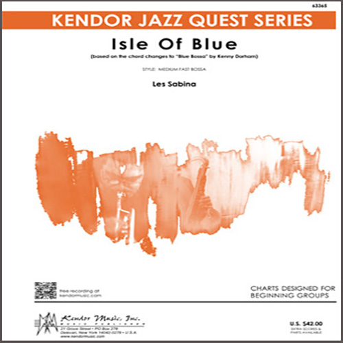 Isle Of Blue (based on the chord changes to